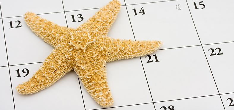Administra mejor tus vacaciones anuales