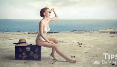 Viajar solo a playas en México