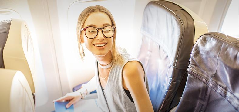 Consejos para sobrevivir a vuelos largos
