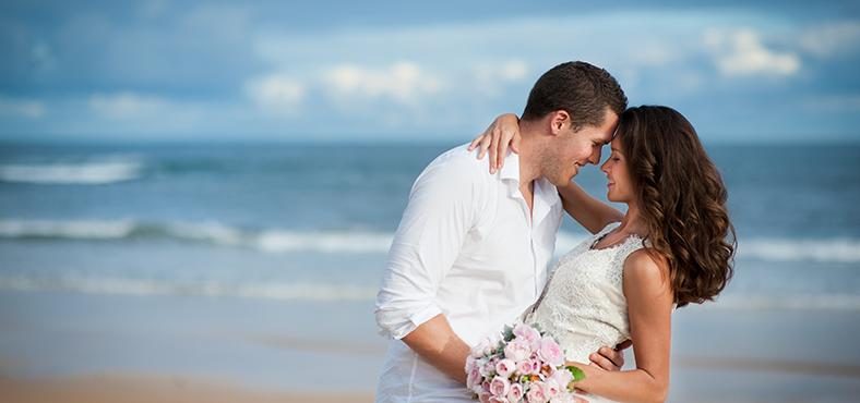 Otras especificaciones para una boda de destino