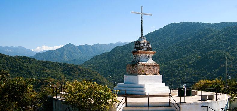 Mirador La Cruz Puerto Vallarta