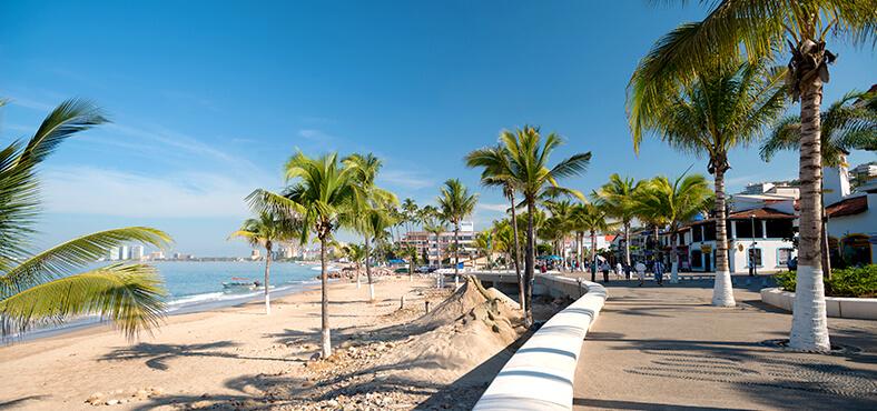 Las actividades básicas en Puerto Vallarta