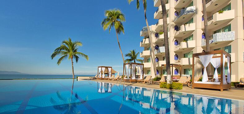 Hotel en Puerto Vallarta todo incluido solo adultos