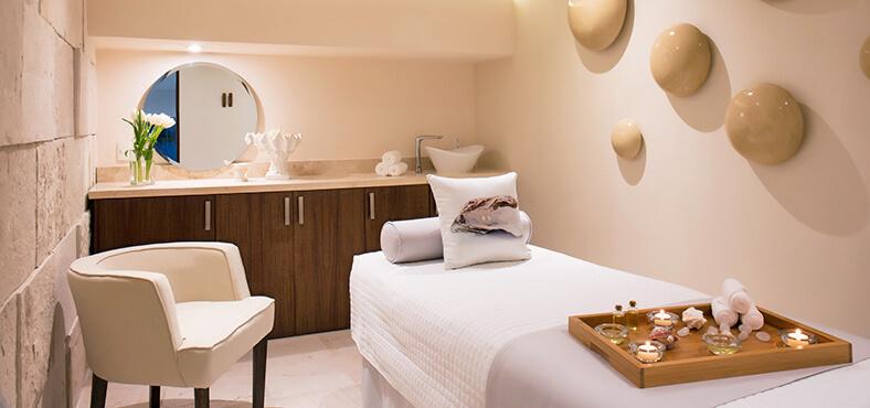 Relájate en nuestro spa Acqua di Mare