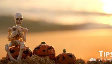 Las increíbles actividades de Halloween en Crown Golden