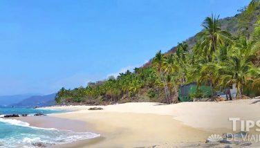 Playa Caballo, un increíble oasis al sur de Puerto Vallarta
